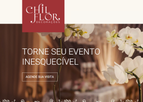Novo Site Chilflor Eventos